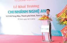 ABBANK mở chi nhánh tại Nghệ An