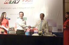 HTV hợp tác cùng PSC khai thác một số khung giờ