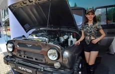 3 mẫu xe Nga lần đầu tiên xuất hiện tại TP HCM
