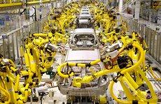 Robot 'cướp' việc hàng chục ngàn người