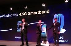 Vodafone và Huawei thử nghiệm công nghệ 4,5G mới