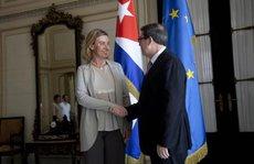 Cuba và EU nối lại quan hệ sau nhiều năm căng thẳng