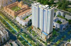 Ưu đãi lớn cho căn hộ 3 mặt tiền trung tâm Chợ Lớn