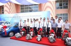 GM Việt Nam hỗ trợ trường đại học
