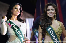 Bê bối bủa vây cuộc thi 'Hoa hậu Trái đất' 2016