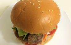 Cách làm hamburger chinh phục thiên thần nhỏ