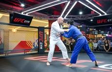 Tập đoàn CMG.ASIA mở trung tâm UFC GYM® đầu tiên tại châu Á