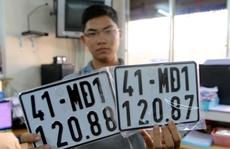 Chủ xe máy điện không ngán bị phạt?