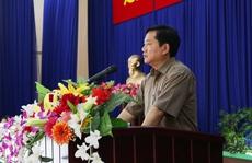 Cử tri huyện Củ Chi trải lòng với Bí thư Thăng