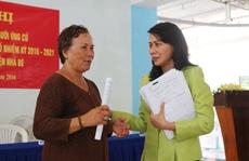 Phó chủ tịch Nguyễn Thị Thu: Quyết minh bạch thủ tục hành chính