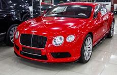 Bentley Continental GT V8 của đại gia Sài Gòn