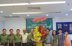 Báo Người Lao Động và Công an TP HCM tăng cường phối hợp