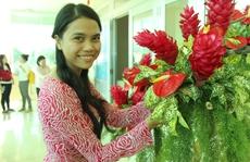 Ngắm 'hoa' khéo tay của Yến sào Khánh Hòa