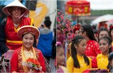 Tưng bừng hội chợ đón tết Việt ở Úc