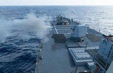 Mỹ có thể triển khai pháo di động ở biển Đông