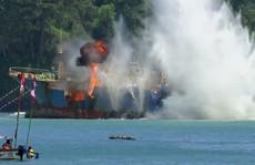 Indonesia sắp xây căn cứ mới chống Trung Quốc