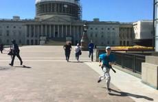 Nổ súng ở trụ sở Quốc hội Mỹ