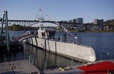 Mỹ ra mắt tàu săn ngầm không người lái
