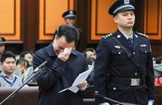 """Bồ"" chung sinh con cho cặp quan tham Trung Quốc"