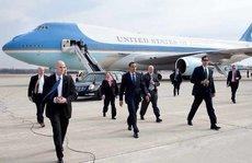 Trợ thủ trên không và trên bộ của tổng thống Mỹ