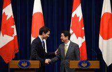 """Nhật, Canada """"quan ngại sâu sắc"""" tình hình biển Đông"""