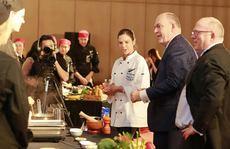 Việt Nam và New Zealand hợp tác quảng bá ẩm thực