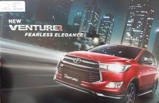 Toyota Innova phiên bản 'hạng sang' sắp ra mắt
