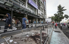 Malaysia: Lựu đạn nổ tại điểm xem Euro