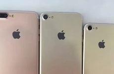 Bộ ba iPhone 7 sắp tới là đây?
