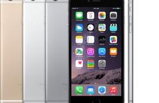 Doanh thu iPhone lần đầu tiên sụt giảm mạnh