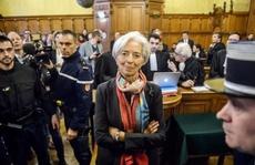 'Sếp' IMF bị tòa án Pháp kết tội vì khoản tiền 429 triệu USD