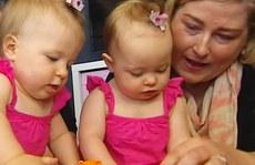 Trường hợp cực hiếm: Cặp song sinh thụ thai cách nhau 10 ngày