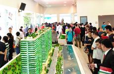 Dự án xanh Diamond Lotus Riverside ra mắt nhà mẫu
