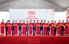 KIDO khánh thành nhà máy tại Bắc Ninh