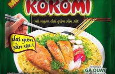 Kokomi - Mì gà quay  sa tế xốt hành mới