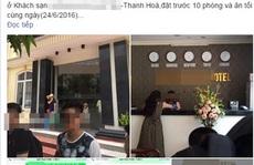 Xử lý nghiêm khách sạn bị tố đuổi khách ở Thanh Hoá
