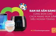 Lazada Việt Nam đạt kỷ lục mới