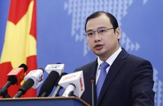 Việt Nam phản ứng quan điểm Tổng thống Nga về vụ kiện Biển Đông
