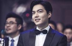 Lee Min Ho thắng giải của Trung Quốc