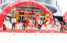 Lotte Mart Việt Nam đã đầu tư 600 triệu USD