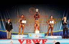 Amway Việt Nam tài trợ chính giải lực sĩ đẹp Việt Nam 2016