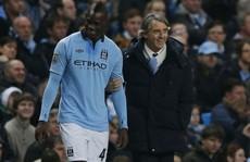 Mancini tiết lộ lý do Balotelli rời Man City