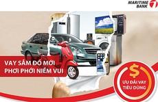 Nhiều ưu đãi trả góp qua thẻ tín dụng Maritime Bank