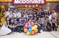 McDonald's Việt Nam đạt mốc 10 nhà hàng