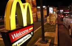 McDonald's mở nhà hàng thứ 9