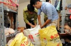 Phát hiện hàng chục ngàn sản phẩm nhập lậu