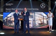 Mercedes-Benz Việt Nam ra mắt Haxaco Hà Nội Autohaus 300
