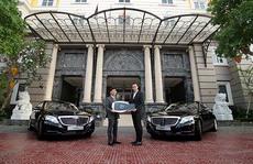 Mercedes-Benz Việt Nam bàn giao S 500 L cho Royal Hội An