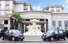 IMPERIAL Vũng Tàu đầu tư hơn 5 tỉ đồng vào đội xe Mercedes-Benz V-Class