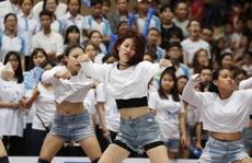 ĐH Sài Gòn vô địch nhảy đối kháng